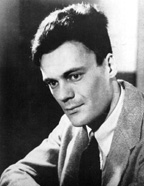 Robert Lowell Portrait