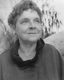 Adrienne Rich Portrait