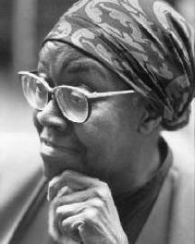 Gwendolyn Brooks Portrait
