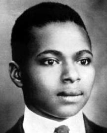 Countee Cullen Portrait