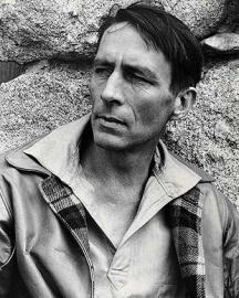 Robinson Jeffers Portrait