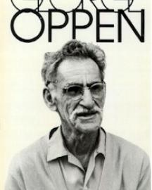 George Oppen Portrait