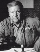 James Dickey Portrait